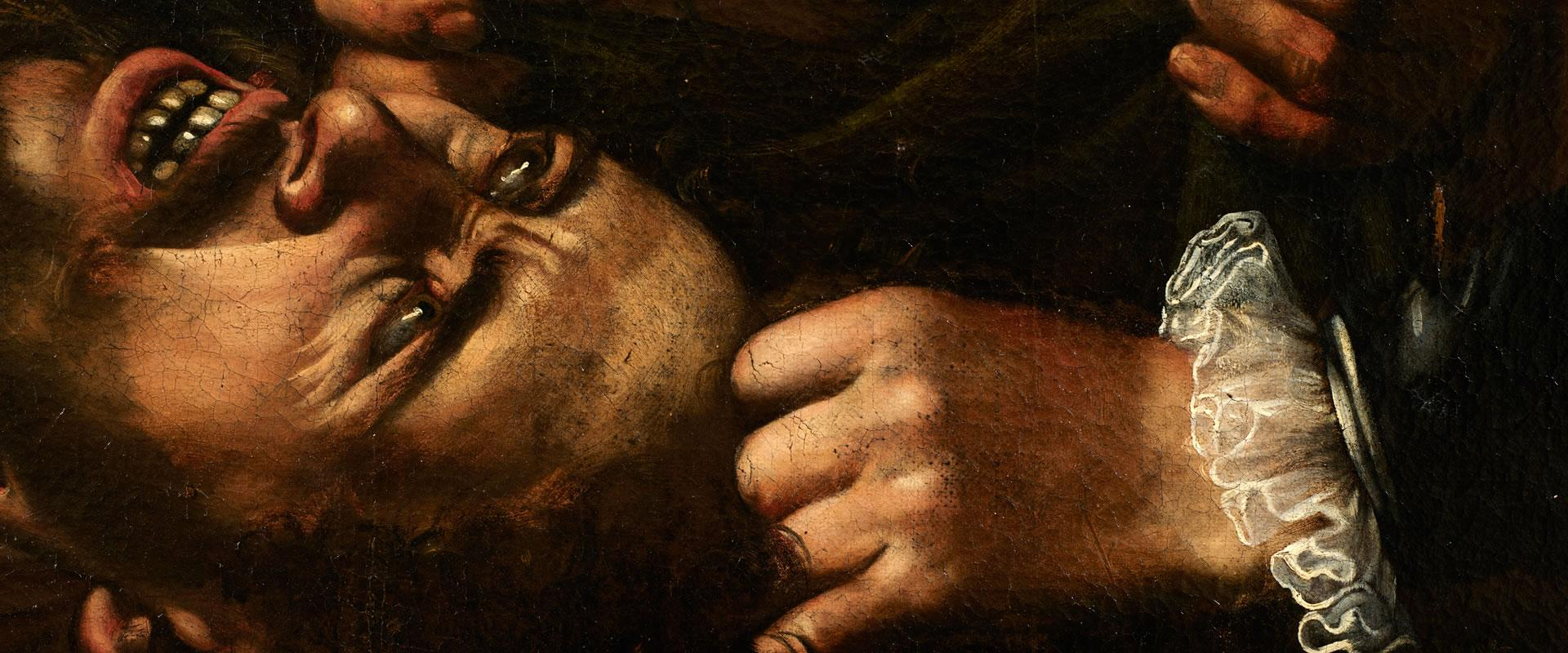 El Caravaggio - Judith y Holofernes
