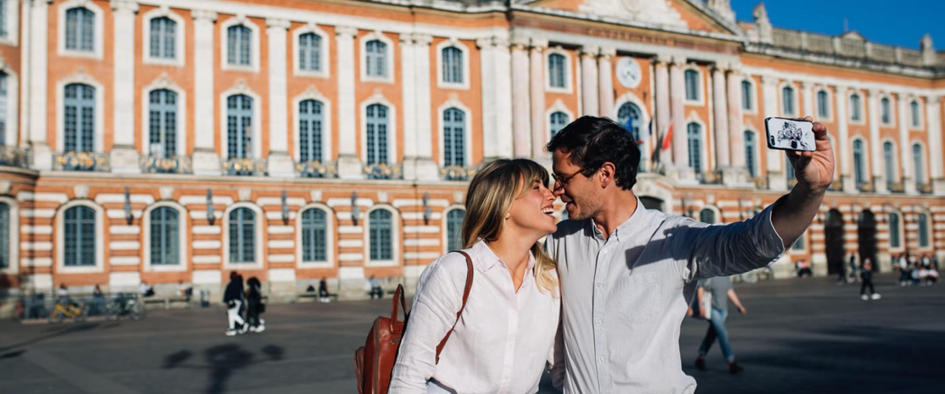 Le Capitole à Toulouse