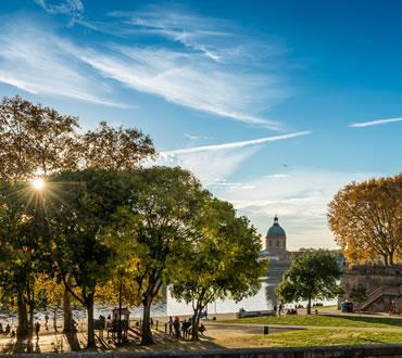 Toulouse, la Daurade