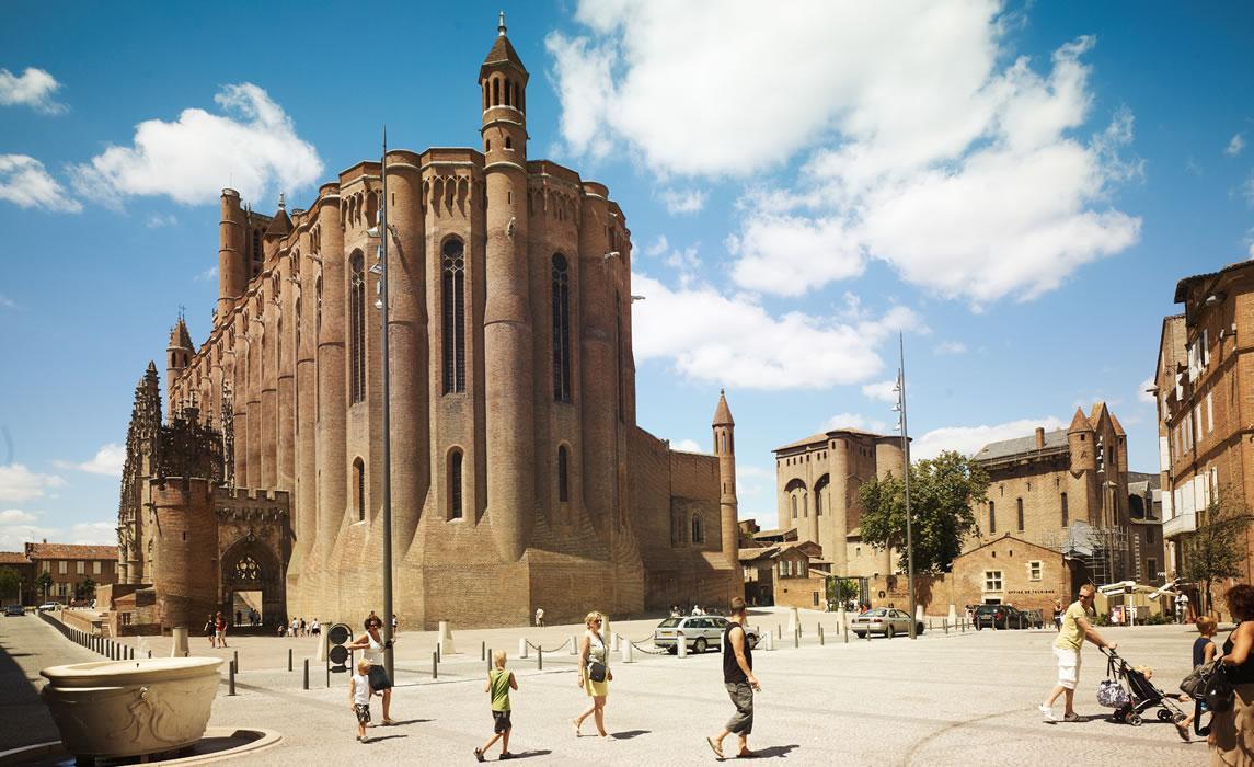 La cathédrale d'Albi