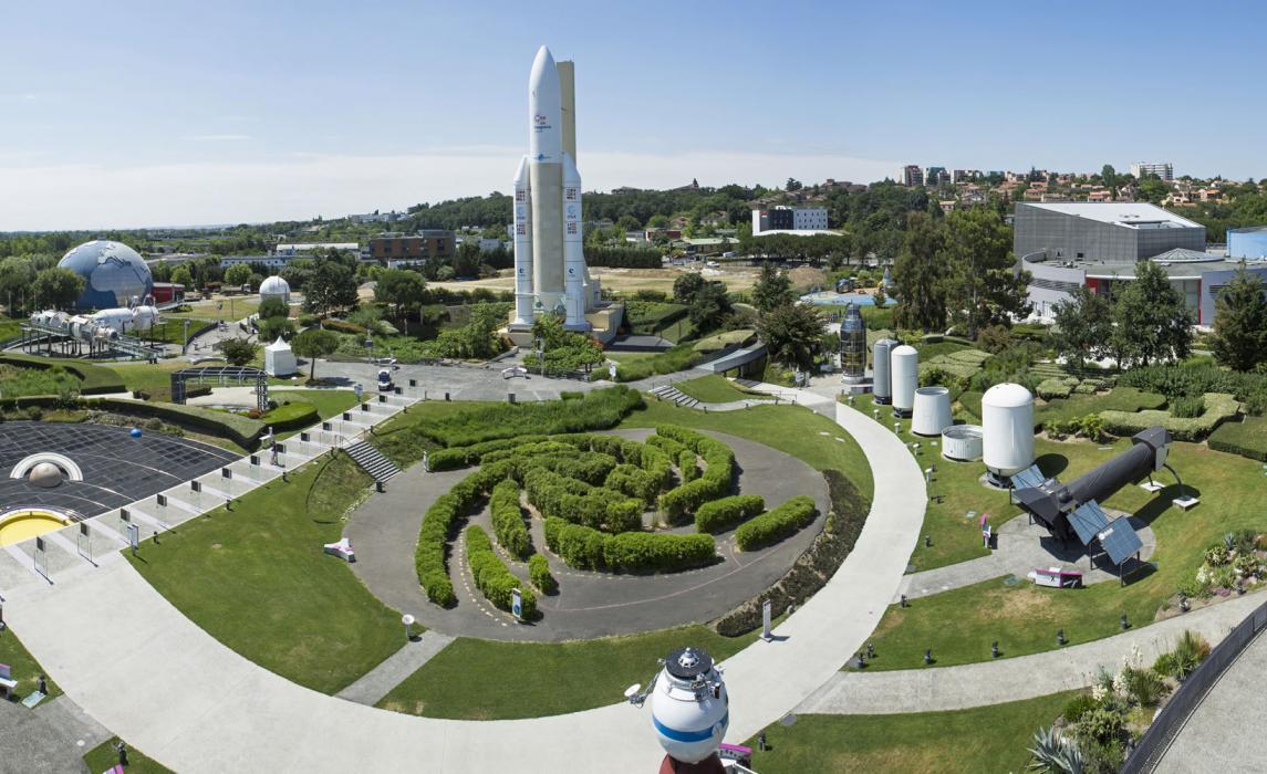 La Cité de l'espace à Toulouse