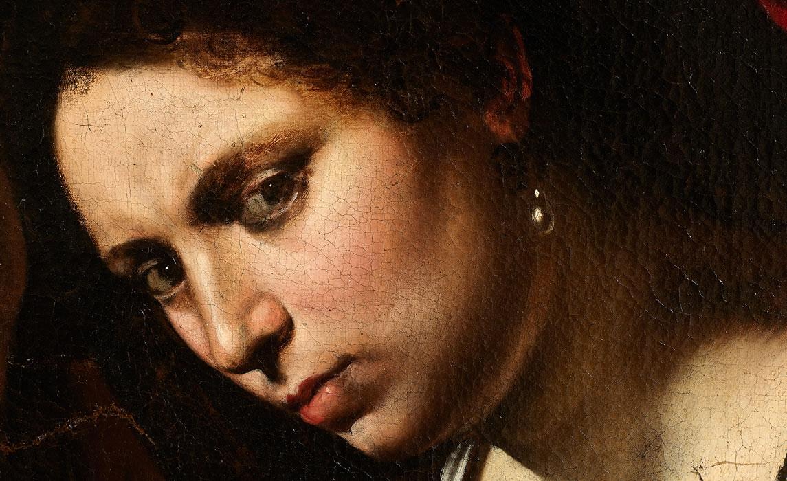 El Caravaggio - Judith