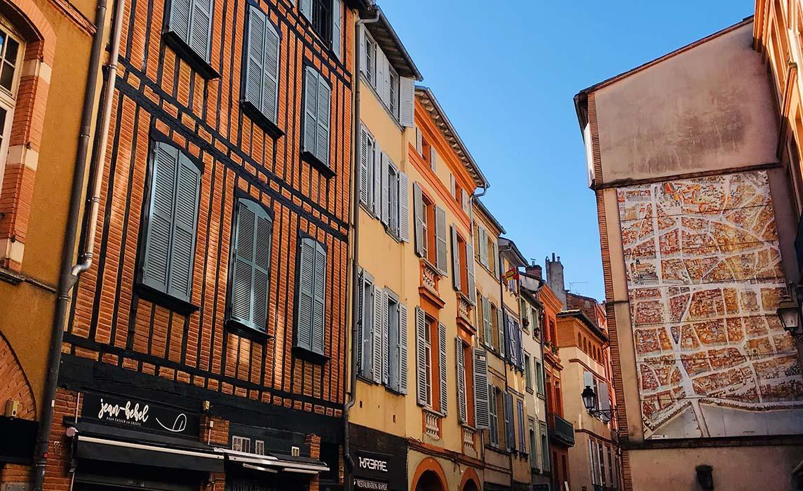 Rue de Toulouse