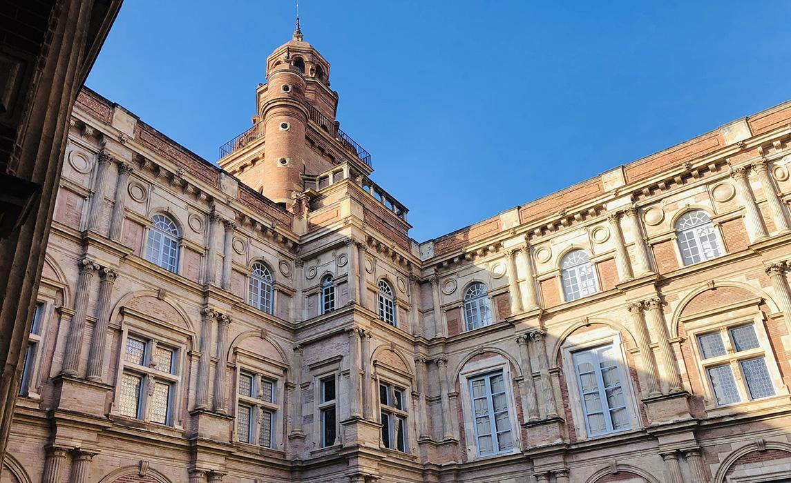 L'hôtel d'Assézat - visitez Toulouse