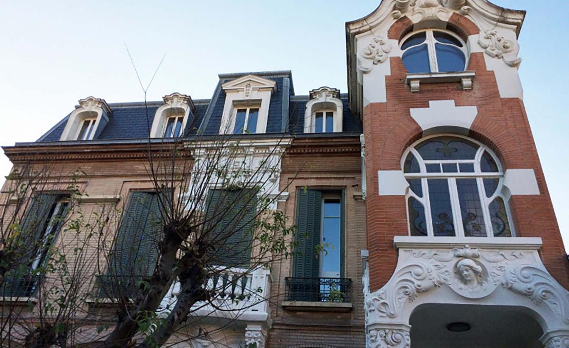 Quartier de Toulouse : les Chalets