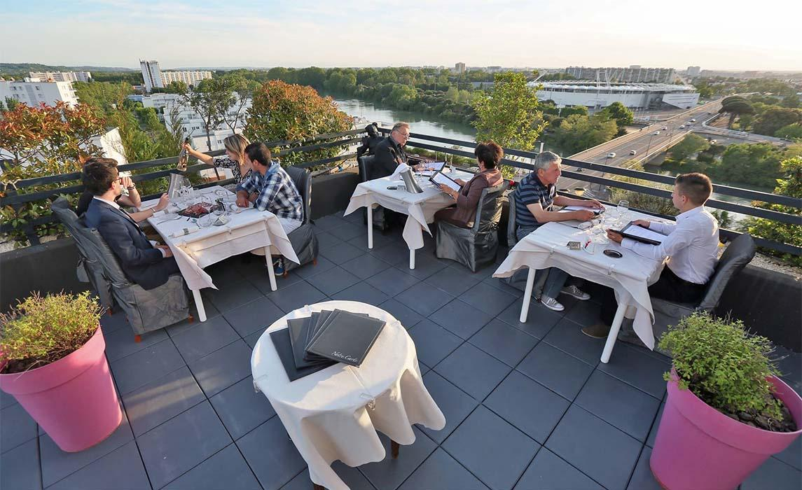 Restaurant La Table du belvédère