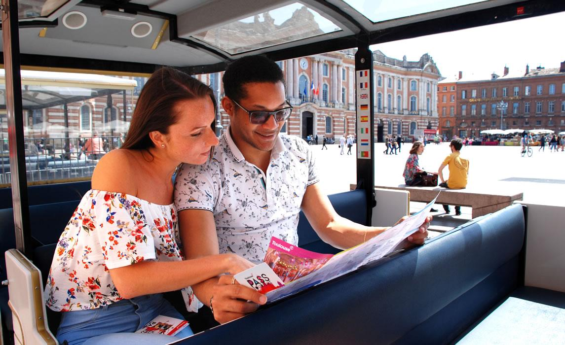 Train touristique à tarif réduit avec le Pass tourisme