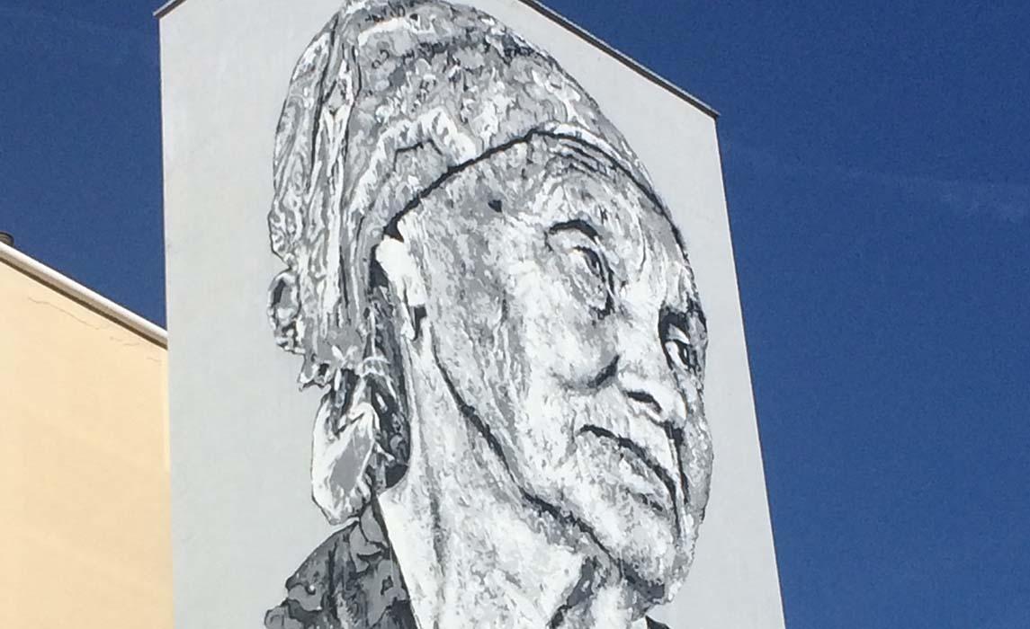 Visiter Toulouse, oeuvre street art de Hendrik Beikirch