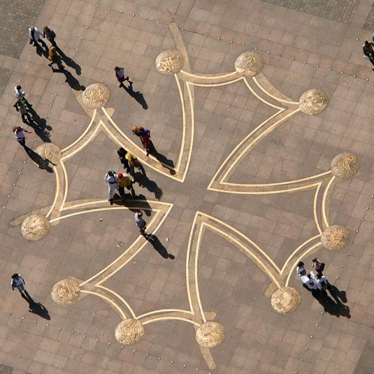La Croix Occitane place du Capitole