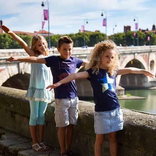 Activités enfants pour votre week-end à Toulouse
