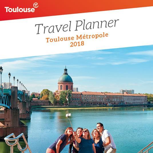 Travel Planner Toulouse Métropole