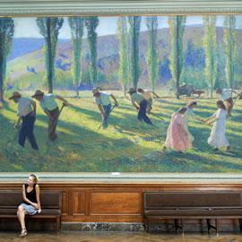 salle Henri Martin au Capitole