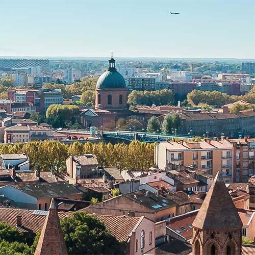 Quel quartier visiter à Toulouse ?