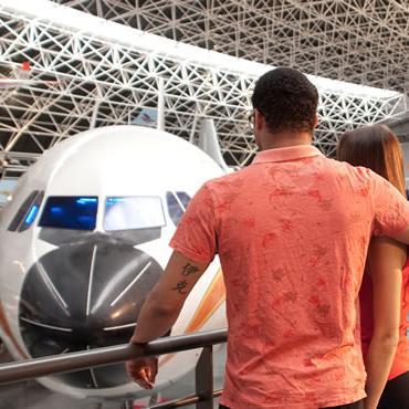 Musée Aeroscopia à Toulouse